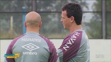 Atlético-Pr tem jogo decisivo na Argentina - A partida contra o Newell's Old Boys vale a vaga para a próxima fase da copa sul-americana.