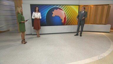 Bom Dia Brasil - Íntegra 10 Maio 2018 - O telejornal, com apresentação de Chico Pinheiro e Ana Paula Araújo, exibe as primeiras notícias do dia no Brasil e no mundo e repercute os fatos mais relevantes.