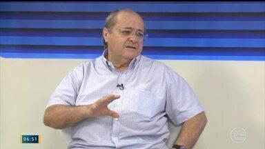 Presidente da FMS confirma 17 casos de gripe H1N1 em Teresina - Presidente da FMS confirma 17 casos de gripe H1N1 em Teresina