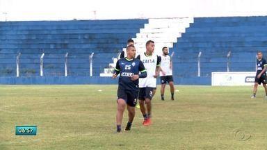 CSA joga em casa contra o Boa Esporte pela Série B - Time tem se preparado para partida.