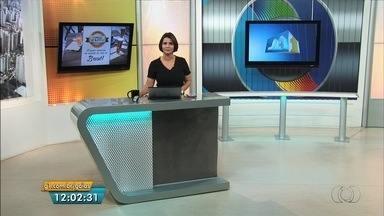 Veja o que é destaque no Jornal Anhanguera 1ª Edição desta quinta-feira (10) - Entre os principais assuntos esta a implantação de radares em 21 pontos de Goiânia.