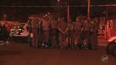 Tentativa de assalto termina com a morte de um dos suspeitos do crime, em Campinas - Vítima de tentativa de assalto foi abordada no semáforo da Avenida Ruy Rodrigues.