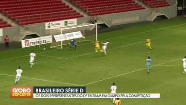 Brasiliense e Ceilândia entram em campo no sábado pela série D - Confira também os jogos da 5ª rodada da série A e as informações sobre o duelo entre Cerrado Basquete e Brasília Búfalos
