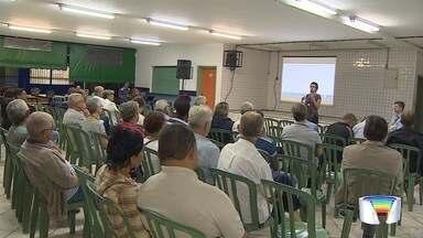 São José discute mudanças para o futuro da cidade - Propostas podem fazer parte do plano diretor.