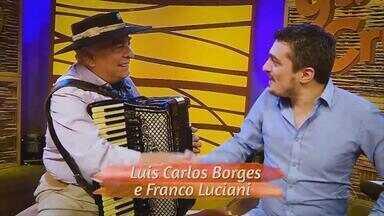 Confira as atrações do 'Galpão Crioulo' deste domingo (13) - Assista ao vídeo.