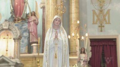 Passeio Luminoso acontece neste domingo em Santos - Passeio será em homenagem à Nossa Senhora de Fátima.