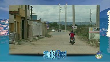 Cidade Real cobra calçamento no bairro Panorama em Caruaru - Previsão de obra era até o fim do primeiro semestre.