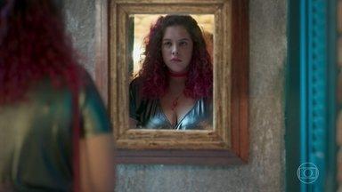 Úrsula vai embora do Le Kebek - Pérola aproveita para espezinhar a menina e diz que Enzo jamais ficaria com ela