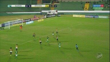Guarani reforça preparo da equipe para próximas partidas pelo Campeonato Brasileiro - Bugre volta a jogar pela série B na próxima semana.