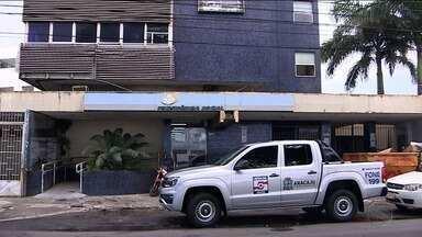 Defesa Civil libera prédio do INSS após correções de irregularidades - Parte do teto da agência caiu em abril e os atendimentos foram suspensos desde então.
