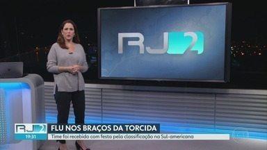 RJ2 - Íntegra 11 Maio 2018 - Telejornal que traz as notícias locais, mostrando o que acontece na sua região, com prestação de serviço, boletins de trânsito e a previsão do tempo.