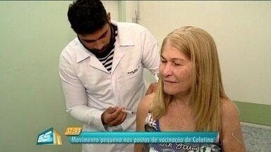 Dia D contra a gripe mobiliza vacinação nas regiões Norte e Noroeste do ES - Objetivo é imunizar população vulnerável.