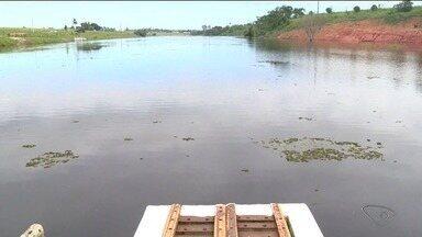 Reservatório de água é inaugurado em Jaguaré, ES - Barragem fica na localidade de Água Limpa.