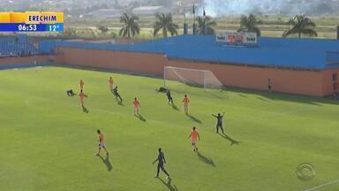 Veja os gols dos gaúchos nas séries C e D - Assista ao vídeo.