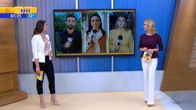 Confira a íntegra do Bom Dia Rio Grande desta segunda-feira (14) - Assista ao vídeo.
