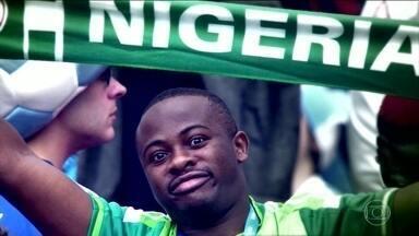 Caio Ribeiro analisa virtudes e defeitos da Nigéria - Caio Ribeiro analisa virtudes e defeitos da Nigéria