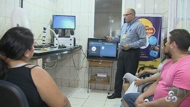 Cerca de 70 mil pessoas têm direito ao kit conversor, em Porto Velho e Candeias do Jamari - Sinal analógico será desligado no dia 14 de agosto.
