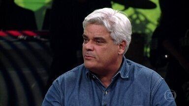 Hugo Studart fala sobre execuções durante a Guerrilha do Araguaia - Historiador e outros convidados debatem sobre o silêncio das Forças Armadas e do PC do B sobre o assunto