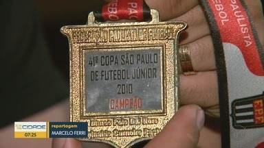 Convocado por Tite, goleiro Ederson teve início de carreira difícil na região de Ribeirão - O goleiro Juninho conta que o atleta foi reserva dele no São Paulo.