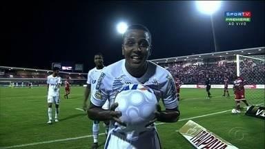Em casa, CRB perde de goleada para o Avaí - Jogo terminou em quatro a zero.