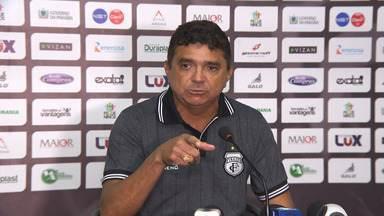 Flávio Araújo fala em anulação do Campeonato Paraibano de 2018 - Após a investigação da operação da Polícia Civil, o treinador pede a anulação da competição.