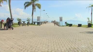 Prefeitura da capital estuda fazer parceria para viabilizar projeto da marina da Beira-Mar - Prefeitura da capital estuda fazer parceria para viabilizar projeto da marina da Beira-Mar Norte