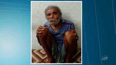 Senhor João de Deus está perdido em Paracuru - Saiba mais em g1.com.br/ce