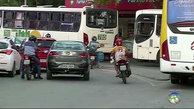 Destra faz vistoria em empresas de ônibus que venceram licitação para transporte público - Três empresas vão passar por esse procedimento e, em breve, assumir as linhas no novo formato.
