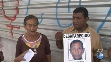 Confira o quadro de Desaparecidos da TV Subaé desta quarta-feira (16) - Quem tiver alguma informação sobre as pessoas procuradas deve ligar para os números que aparecem no vídeo.
