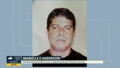 Ex-PM apontado como mandante no assassinato de Marielle e Anderson depõe - O ex-pm Orlando Oliveira de Araújo, o Orlando de Curicica, prestou depoimento ontem. Foi dentro do presídio, onde cumpre pena por outros crimes. Ele é apontado por uma testemunha como mandante do assasinato da vereadora Marielle Franco.