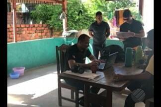 Polícia Civil cumpre mandados de busca e apreensão de combate à pedofilia no Pará - A operação é da Secretaria Extraordinária de Segurança Nacional de Combate à Pedofilia e a Exploração Sexual de Crianças e Adolescentes em todo o país