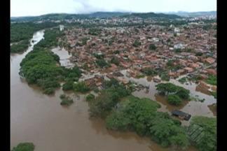 Em Parauapebas, 18 famílias vão receber o Bolsa Calamidade - O benefício é do Governo do Pará para as famílias que foram atingidas pela cheia do rio que corta a cidade