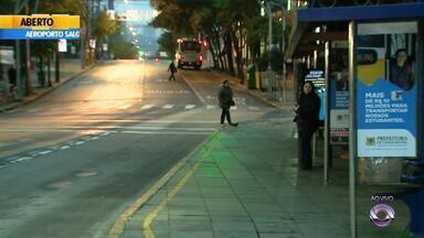 Caxias do Sul tem reajuste da passagem de ônibus - Assista ao vídeo.
