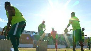 Gurupi busca equilíbrio para avançar às semifinais do Campeonato Tocantinense - Gurupi busca equilíbrio para avançar às semifinais do Campeonato Tocantinense