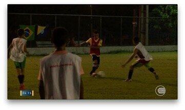Projeto social realiza torneio de futebol sub 15 na Zona Norte de Teresina - Projeto social realiza torneio de futebol sub 15 na Zona Norte de Teresina