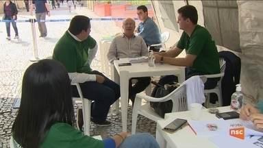 Defensoria Pública promove ação de orientação jurídica em Florianópolis - Defensoria Pública promove ação de orientação jurídica em Florianópolis