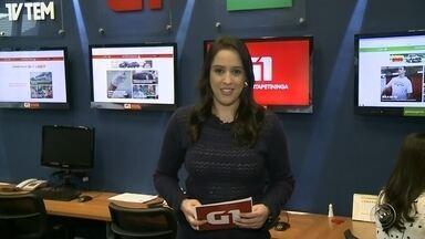 Confira os destaques do G1 Itapetininga e região desta sexta-feira - Confira os destaques do G1 Itapetininga e região desta sexta-feira com a repórter Ana Carolina Levorato.