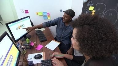 Salvador se prepara para entrar no circuito da tecnologia - Uma aceleradora foi criada na cidade: a Vale do Dendê. Ela quer impulsionar negócios que tenham a marca inovadora e criativa do estado.