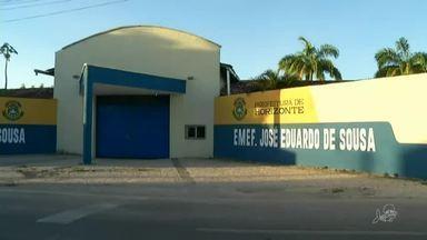 Polícia prende suspeito de invadir escola e matar estudante no Ceará - Confira mais notícias em g1.globo.com/ce