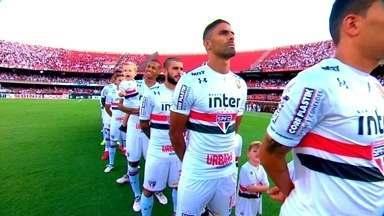 Campanha boa ou ruim? São Paulo sofre com falta de vitórias, mas comemora invencibilidade - Equipe tem uma das melhores campanhas, mas venceu poucas partidas.