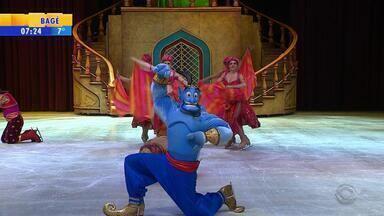 Espetáculo da Disney estreia em Porto Alegre - Assista ao vídeo.