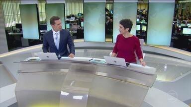 Jornal Hoje - Íntegra 22 Maio 2018 - Os destaques do dia no Brasil e no mundo, com apresentação de Sandra Annenberg e Dony De Nuccio