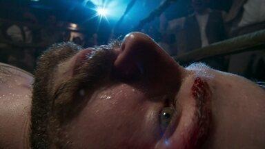 Camilo perde a luta - Ele é nocauteado pelo adversário