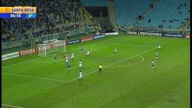 Grêmio vence Defensor por 1 a 0 - Assista ao vídeo.