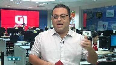 Confira os destaques do G1 Ceará nesta quinta-feira (24), com Gioras Xerez - Saiba mais em g1.com.br/ce