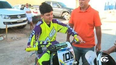 II Etapa da Copa Alagoana de Motocross é realizada em Arapiraca - Evento acontece no final de semana.