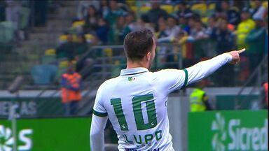 Palmeiras 1 x 1 América-MG