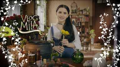 Amor - Mila fala mais sobre a amizade com o Tino. Mas será que a magia do amor está no ar? Ela conta também sobre a Lilith, uma amiga que fez em Ondion que é especialista na magia rosa, a magia do amor.