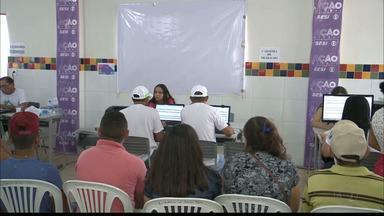 Ação Global leva serviços a moradores de Catolé do Rocha - Ações de saúde, cidadania e educativas foram ofertadas gratuitamente.