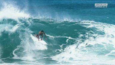 Os Tipos de Onda do Havaí